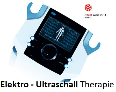 Elektro Ultraschall Therapie